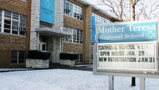 Mother Teresa Regional school is closing after its 10-year run.