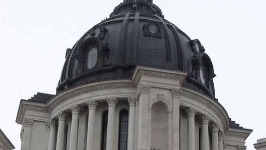 South Dakota Capitol in Pierre