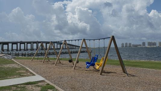 A proposal to rename Navarre Park was dropped Monday after objections from some residents and commissioners about changing the character of one of Navarre's most popular community parks.