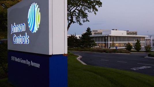 Johnson Controls announced a planned merger with Tyco International.