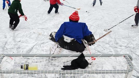 Pond hockey is coming to Memorial Stadium in Port Huron for the inaugural PoHo Pond Hockey Classic.