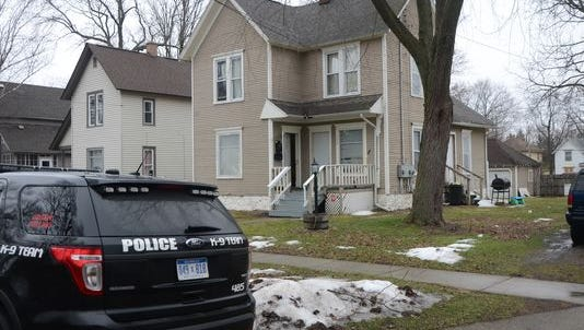 Battle Creek police were called to a house on North Union Street in Battle Creek for an assault Sunday morning.
