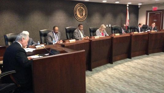 The Montgomery County Commission approved all items on its Feb. 1 agenda.