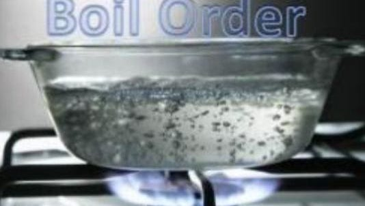 The water boil advisory is no longer in effect for Mary Street in Alexandria.