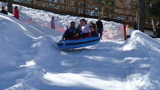 Ruidoso Winter Park will host a Super Bowl Sliding Day on Sunday to support the Food 4Kids Backpack Program which feeds needy school kids on weekends. Full park facilities will be available from 10 a.m. to 5 p.m. to any participant who donates a bag of non-perishable food valued at $10.