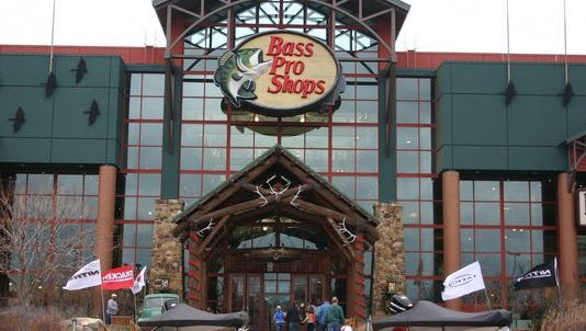 Bass Pro Shops in Clarksville, Ind.
