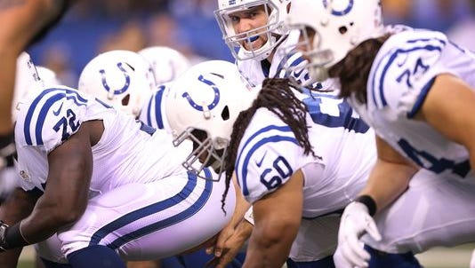 The Colts announced a ticket price increase for 2016.