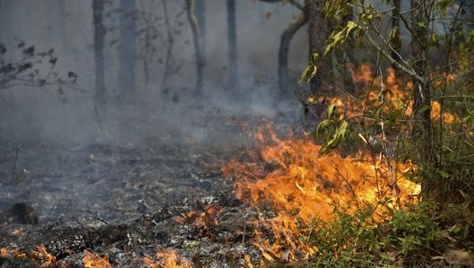 While local burn bans have been lifted, officials ask residents use caution when burning.