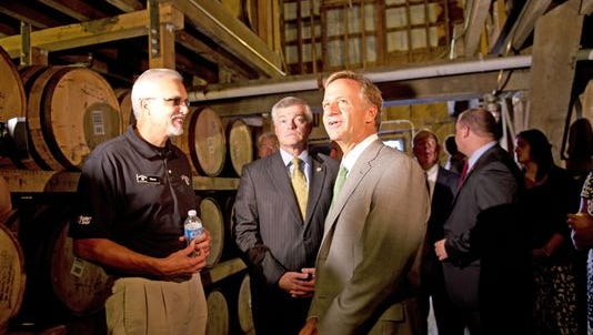Jack Daniel Distillery is set to begin a $140 million expansion, according to an announcement from Gov. Bill Haslam.