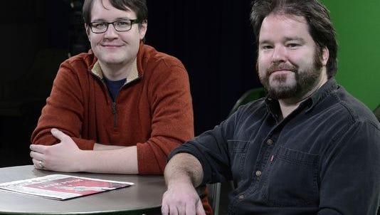 David Nicholson and Matt Zimmer