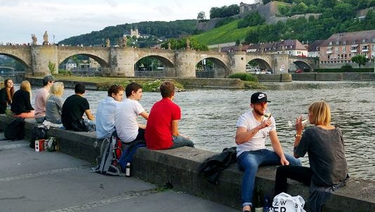 European travel is being discounted along with trips to other global destinations.