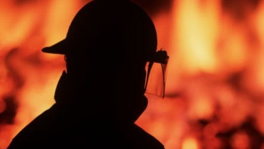 A Wednesday fire caused extensive damage to a Hamburg Township mobile home.