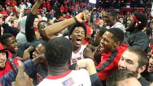 Rutgers is seeking its first notable win since the Wisconsin shocker last January.