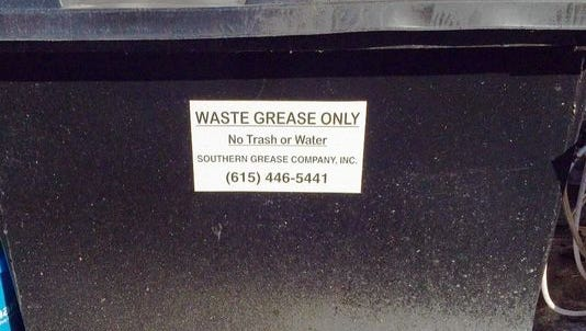 Southern Grease Co. was ordered to pay restitution for illegal dumping grease in Clarksville and damaging sewers.