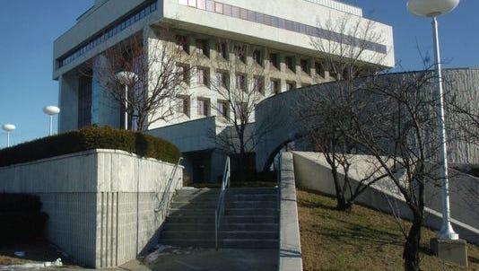 Municipal Office Center, 100  McMorran Blvd.