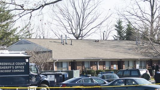 One person was fatally shot by deputies at Spring Grove Apartments Dec. 10.
