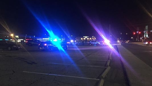 Police were called to Northgate Mall on Feb. 6 after a group of teens was asked to leave.