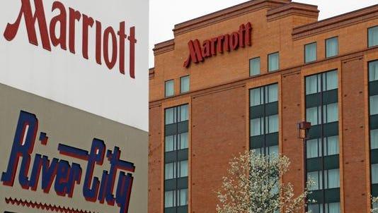 Marriott Inn.