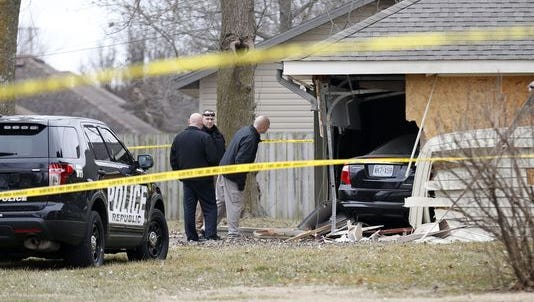 Police say an officer shot and killed Destry Meikle on Feb. 16 in Republic.