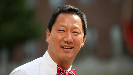 UC President Santa Ono was recently awarded the 2016 Reginald Wilson Diversity Leadership Award by the American Council on Education.