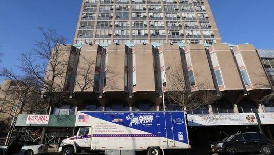 Esplanade Senior Living apartment building in White Plains.