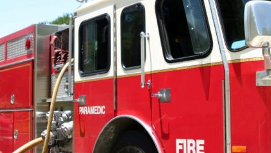 A natural gas leak prompted a two-hour evacuation in New Holstein Thursday night.