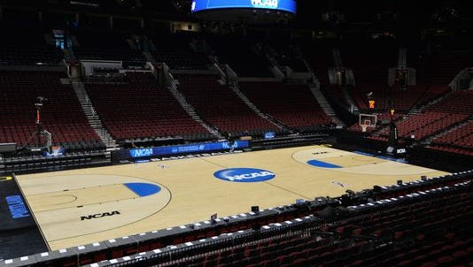 The NCAA Division I men's basketball tournament will run from Tuesday, March 15, through Monday, April 4.