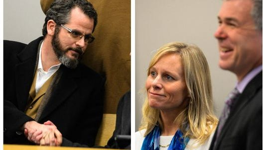 Preliminary hearings for Todd Courser and Cindy Gamrat, which had been scheduled for this week, were moved to May.