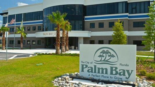 The Palm Bay City Hall complex.