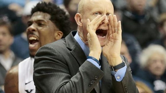 Xavier coach Chris Mack signed four-star recruit Quentin Goodin in November. The Taylor County senior today earned a Gatorade Player of the Year award for Kentucky.