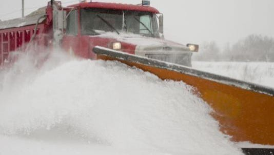 Livingston County could see snow, freezing rain and ice by Thursday.