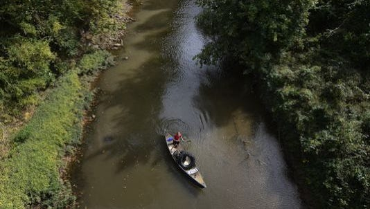 The Harpeth River has been the source of a long legal battle between the city of Franklin and a local environmental group.