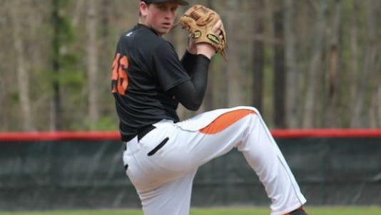 The presence of left-handed pitcher Jason Groome, projected to be a very high first-round draft choice in Major League Baseball's First-Year,  Player Draft on June 9, is one reason Barnegat is favored to win Shore Conference Class B South