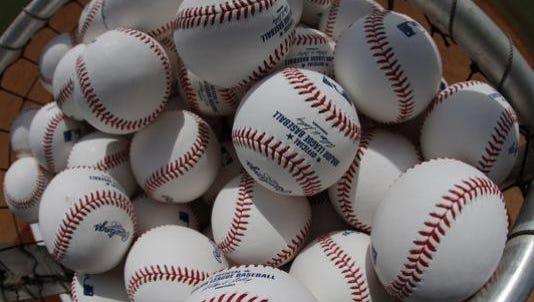 TCBA state baseball rankings