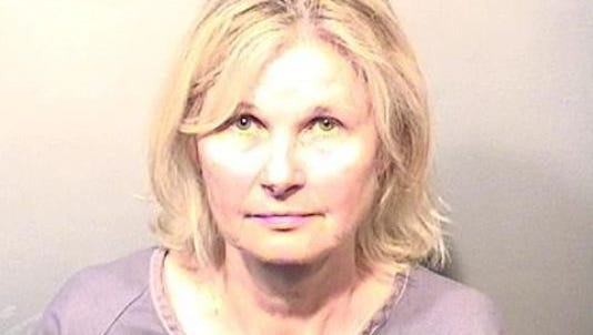 Victoria Reid, 60, allegedly shot her husband after he had an affair.