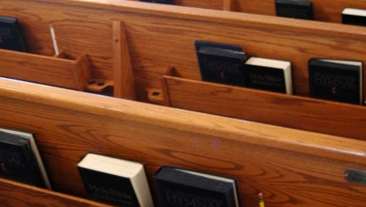 Pulpits and pews: Mississippi church events