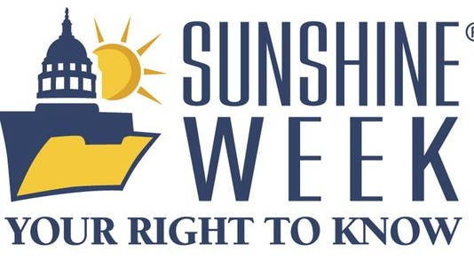 Now in its 11th year, Sunshine Week is a national initiative that promotes government accountability and transparency through participating media organizations, libraries, nonprofits and schools. It is coordinated by the American Society of News Editors and the Reporters Committee for Freedom of the Press.