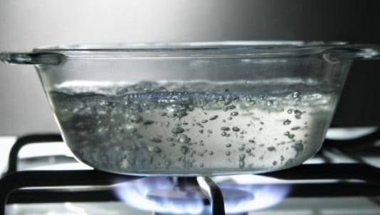 The town of Urania is under a water boil advisory until further notice.