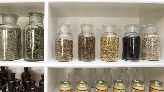 Alchemy acupuncture and tearoom is now open on Charlotte Street.