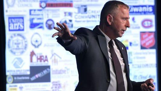 Mayor Dave Kleis
