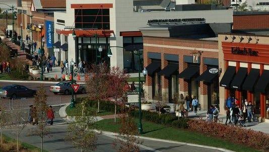 Clay Terrace in Carmel.