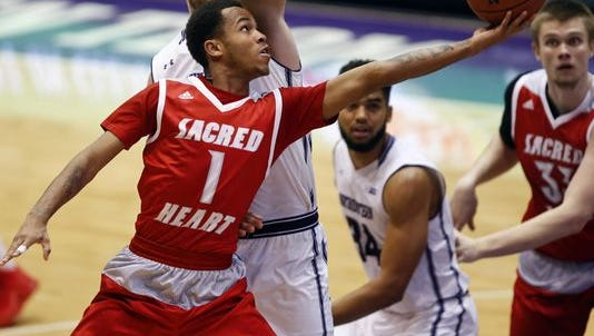 Sacred Heart guard Cane Broome averaged 23.1 points last season, and he is headed to UC as a transfer.
