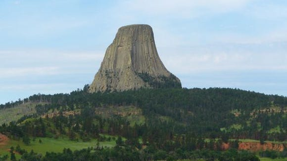 Ugh ... yes, you have a lovely butte. Stop fishing