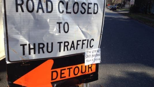 Creek Road Bridge over Route 42 to be closed this weekend in Bellmawr