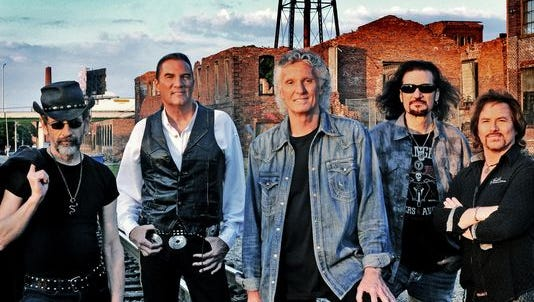 Grand Funk Railroad will be featured Saturday night at the 21st annual Natchitoches Jazz/R&B Festival, which begins today and continues Saturday on the downtown Natchitoches Riverbank.