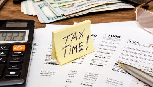 April 18 is the deadline to file taxes without an extension.