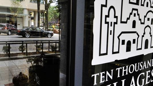 Ten Thousand Villages Greenville is focused on adding more trees in the area.