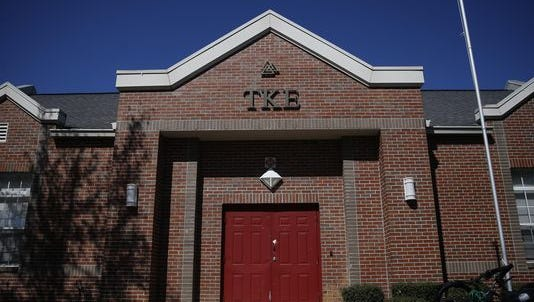 Tau Kappa Epsilon fraternity was suspended for alleged hazing incident.