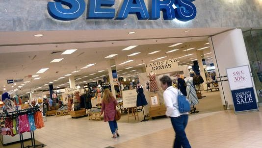 Sears stores to close soon.