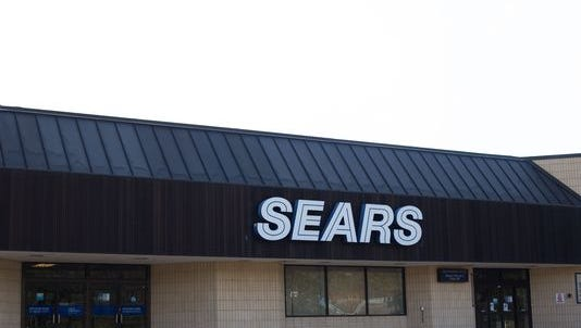 The Sears store location at the Lakeview Square Mall in Battle Creek. It is one of the mall's original stores dating back to when it opened in the 1980s.